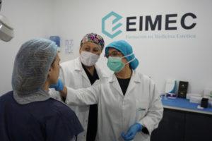 Taller práctico de aplicación de fillers- Barcelona Madrid EIMEC ESCUELA DE MEDICINA ESTETICA