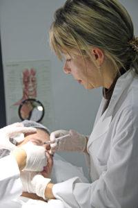 Curso práctico Medicina Estética Facial. Pacientes modelo reales. One to One. Eimec Escuela Medicina Estética y Cirugía.