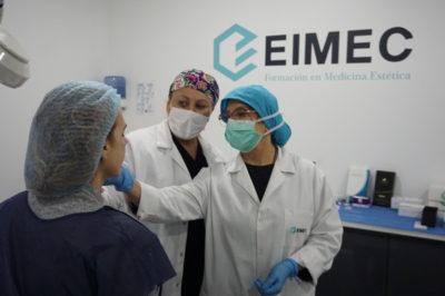 EIMEC escuela internacional de medicina estética y cirugía.