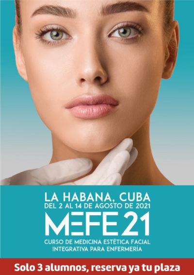 MEFE: Curso de Medicina Estética Facial Integrativa para Enfermería