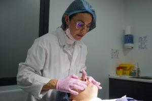 EIMEC FORMACION práctica odontología estética. Medicina estética para odontólogos